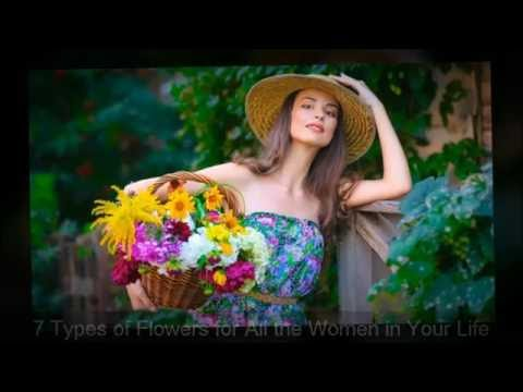 How to buy Flowers for Womens