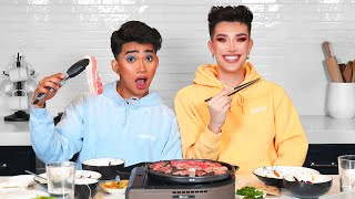 Korean BBQ Mukbang ft. Bretman Rock!