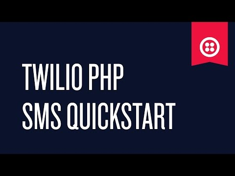 How to Send and Receive SMS Using PHP