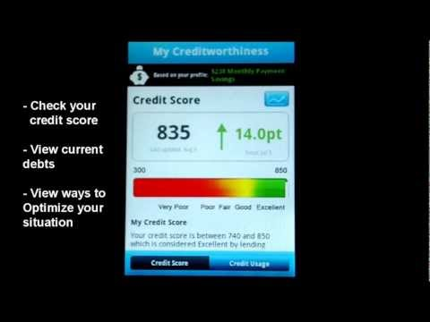 Credit Sesame Mobile Android App Review: Check Your Credit Score For Free On The Go!