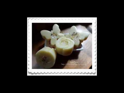 Honey Lotion Bars Recipe