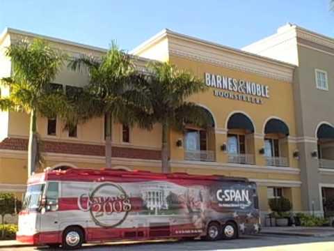 C-SPAN Bus update week of 12/01/08 Miami to Orlando