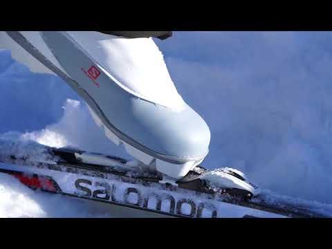 Cross-country Skiing - Salomon Aero 7 Skin Ski Review