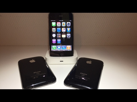 Untethered downgrade the iPhone 3G back to iPhoneOS/iOS 2.0 (Method2, short)