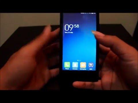 Root Xiaomi Redmi 1s miui6