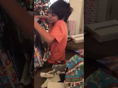 Kid get PS4 for Christmas