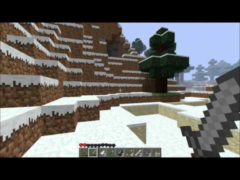 Finding Pork, a Minecraft Adventure with [Roxas]