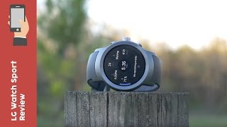 LG Watch Sport (AT&T) Review
