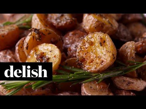 Rosemary Roasted Potatoes | Delish