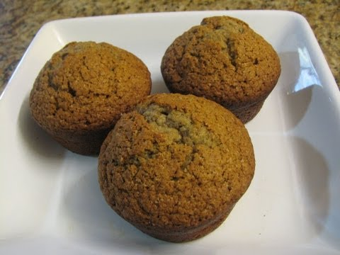 Applesauce Muffins- Lynn's Recipes