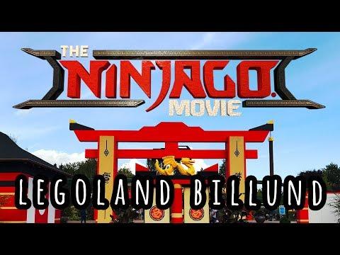LEGO NINJAGO - LEGOLAND BILLUND