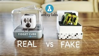 Download Real vs Fake Fidget Cube | FREE GIVEAWAY!!! Video