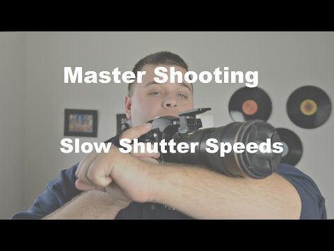 Mastering Slow Shutter Speed Photography