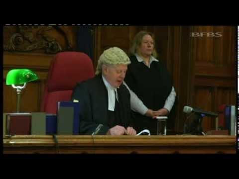 Decision Made Over Whole Life Sentences 18.02.14
