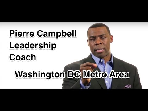 Pierre Campbell Leadership | Management | Human Resources Training | Washington DC