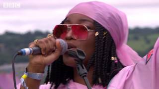 Ray BLK - Doing Me (Glastonbury Session)