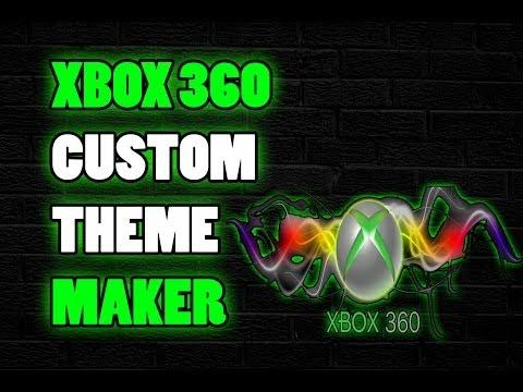 How To Make Your Own Xbox 360 Theme EASY *HORIZON*