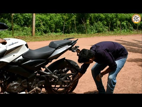 How to start motor bike when Both self and kicker are failed
