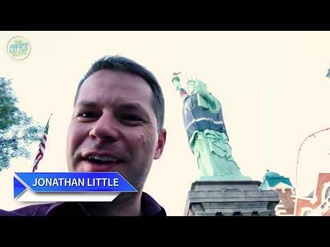 WSOP Survivor Poker Night Live + $100k Super High Roller Jonathan Little Vlog