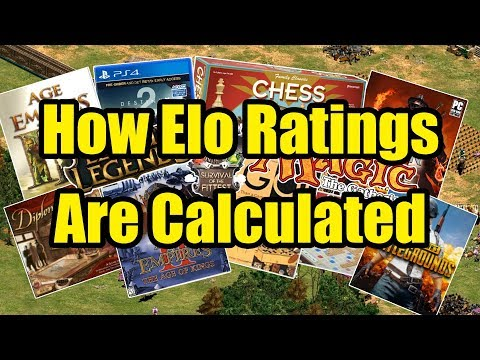 How Elo Ratings Are Calculated