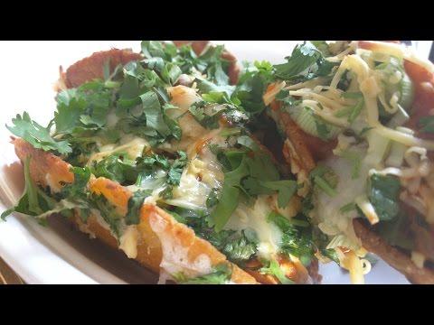 How To Make Potato Cheesy Veggie Tacos   Home Made   Quick Recipe  