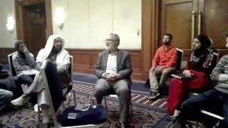 لقاء مع البروفيسور أبو يَعرُب المَرزوقي - 3