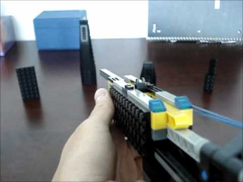 DaBear141: The Smallest Working Lego Sniper