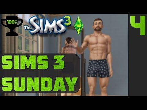 Become a Special Agent - Sims Sunday Ep. 4 [Completionist Sims 3 Playthrough]