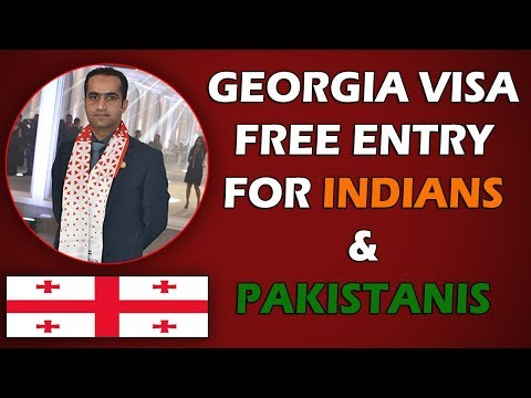 Georgia Visa On Arrival For Indians & Pakistanis