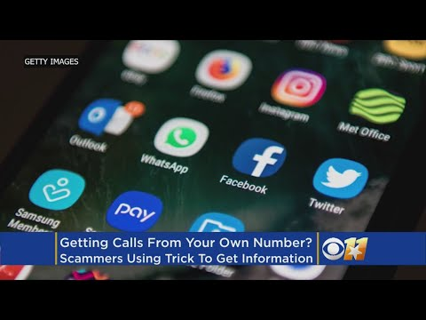 Scam Alert: If Your Own Phone Number Calls You, Don't Pick Up