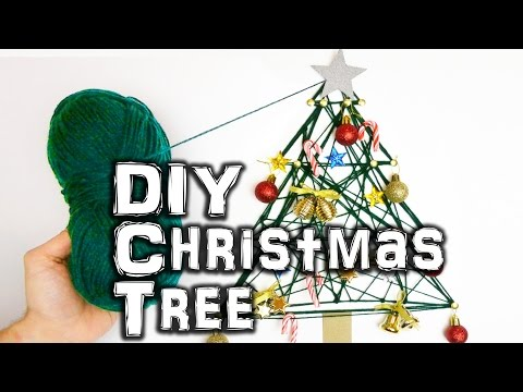 How to Make a DIY Christmas Tree