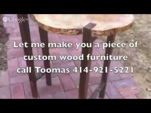 Handmade Furniture | wood coffee table