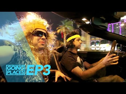 Mullets and a Maserati - Going Places Ep 3
