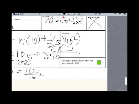 Physics 2.3 - Reaction Time