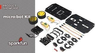 Product Showcase: micro:bot Kit