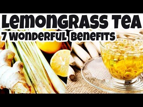 7 Wonderful Health Benefits of Lemongrass Tea, Look Young, Living Healthy By Drinking Lemongrass Tea