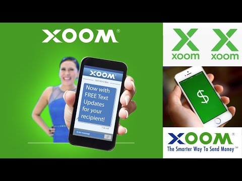 How to send money by Xoom