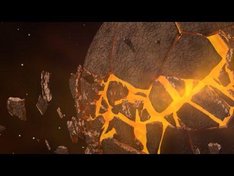 Download Blender Tutorial: Planet Bursting into Pieces