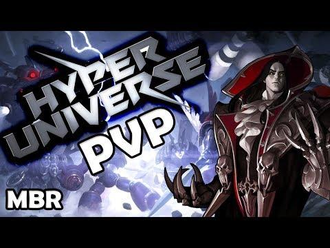 Hyper Universe (MOBA) | Migenhardt (Bruiser) Gameplay | PVP