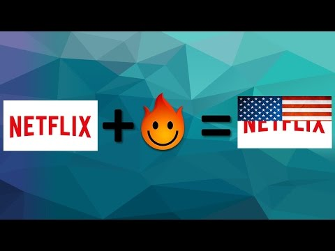 How To Get American Netflix Outside Of The USA? (Hola)