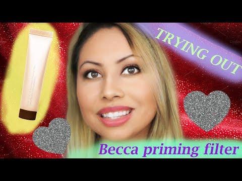 Becca Backlight Priming Filter Review