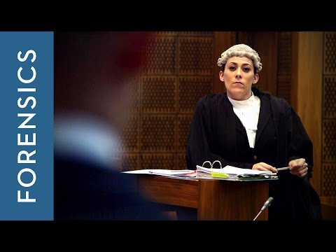 Forensic evidence and expertise in court | The Courtroom