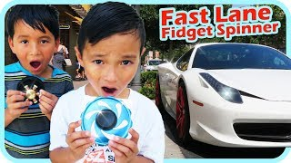 Download Fidget Spinner Toy Hunt at Shopping Mall #2 - TigerBox HD Video