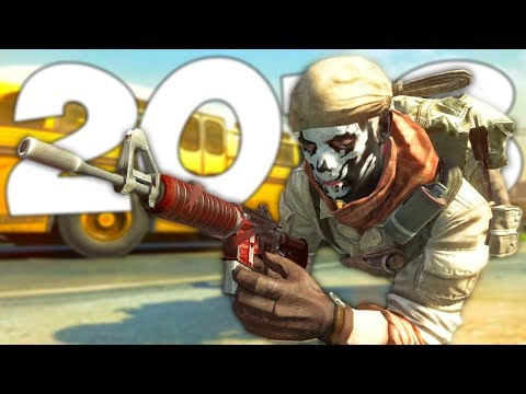 Revisiting COD Black Ops 1 in 2018 (Who let the Dogs out?!)
