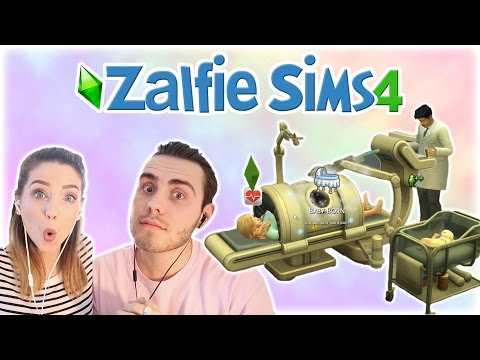 Meet Our Second Baby!   Zalfie Sims Edition [29]