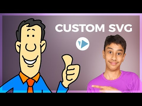 How To Make Custom Svg Files For Videoscribe - Create Svg From Illustrator And Optimize It