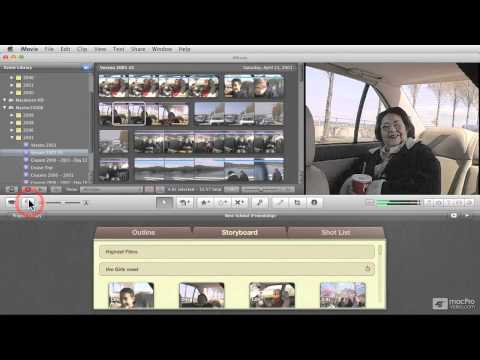 iMovie '11 102: What's New In iMovie '11 - 3. Preparing Your Clips for Movie Trailers