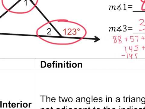 4 1 Triangle Sums