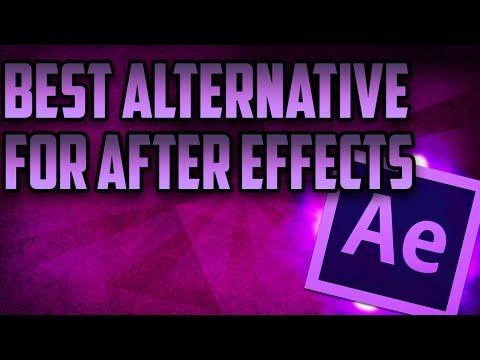 Best Free After Effects Alternative Windows & Mac