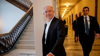 Watch the Senate vote to confirm Jeff Sessions as U.S. Attorney General